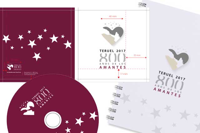 Diseño editorial Teruel