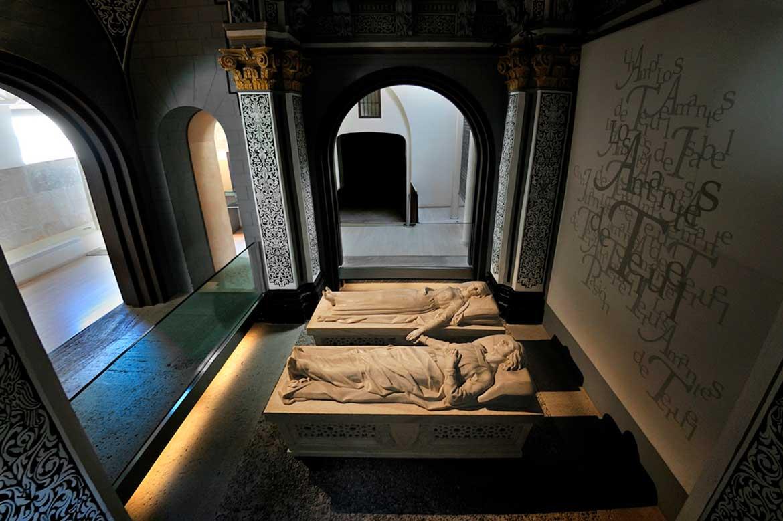 Mausoleo de los Amantes