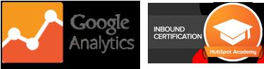 Certificados en Google Analytics
