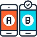 usabilidad web - test de pruebas A/B